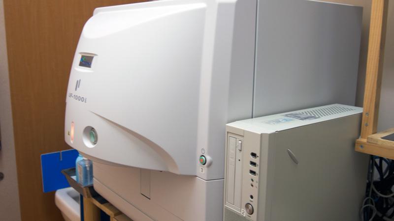 全自動尿中有形成分分析装置 sysmex UF-1000i